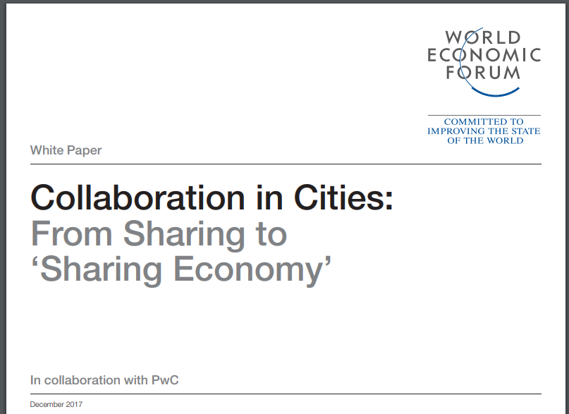 The sharing economy: beyond Uber and AirBnB – SILCI